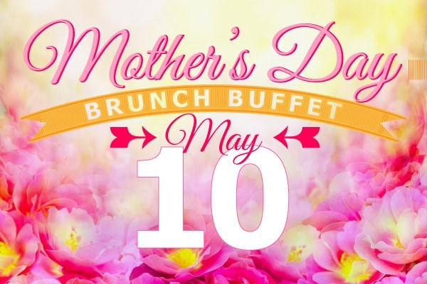Give Her A Rest, No Cooking, No Cleaning, Just Relaxing at The Hereford House's Mother's Day Brunch Buffet.